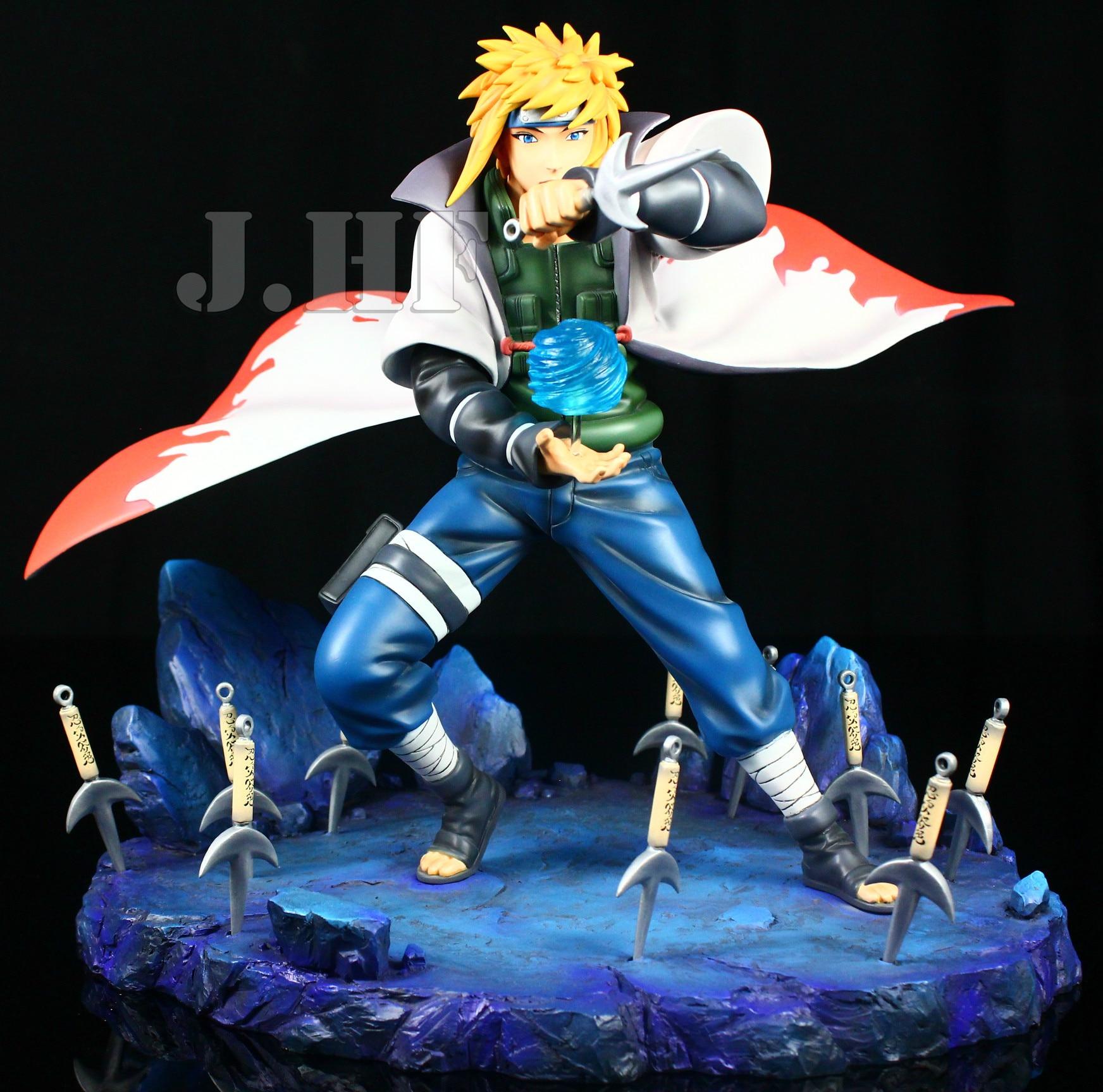 Naruto Shippuden Minato Namikaze Rasengan