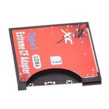 Горячее предложение wifi SD SDHC SDXC 2 ТБ type I Compact Flash CF карта адаптер