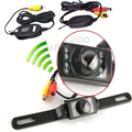 2.4 ГГЦ Беспроводной Камера Заднего вида HD Автомобильный Обратный Резервный парковочная Камера Ночного Видения Беспроводной Камеры Заднего Вида Для DVD Автомобиля монитор