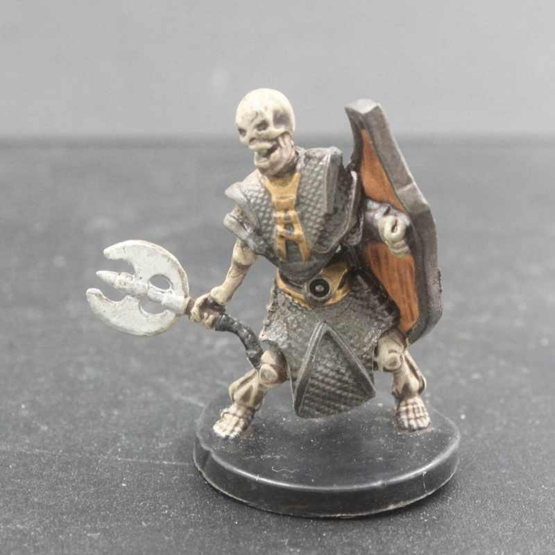 D&D Miniatures Dungeon Command Heart of Cormyr DRAGON KNIGHT