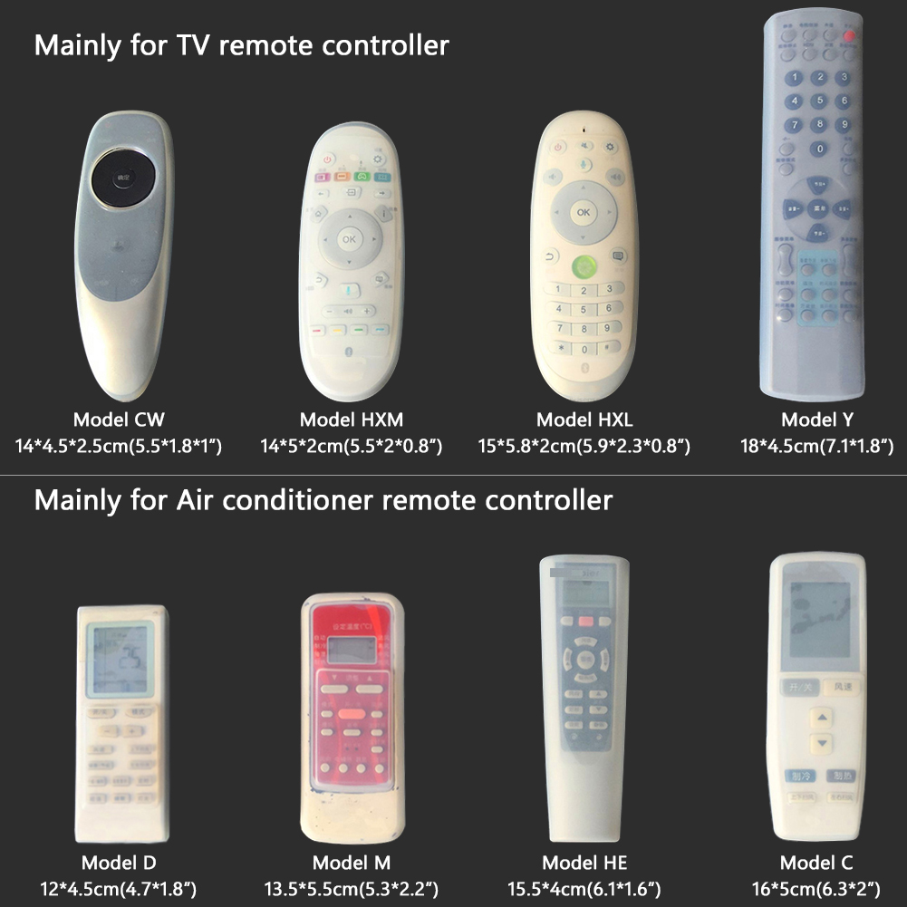 Dust Covers Bright Best 2017 Classical Silicone Tv Remote Control Case Cover Individual High Quality Beautiful Perfect Chic Remote Control Covers