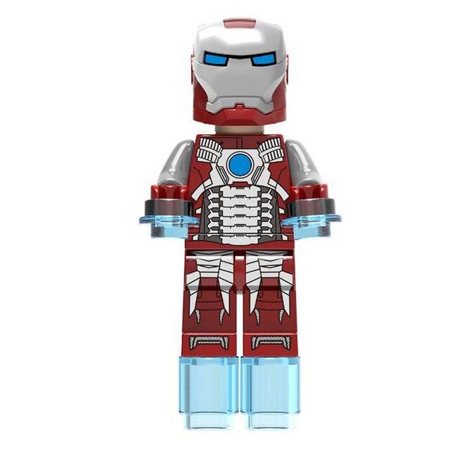 SuperHeros The herói Homem De Ferro Capitão América Thor Homem Aranha PVC Toy Action Figure Modelo Boneca Brinquedos