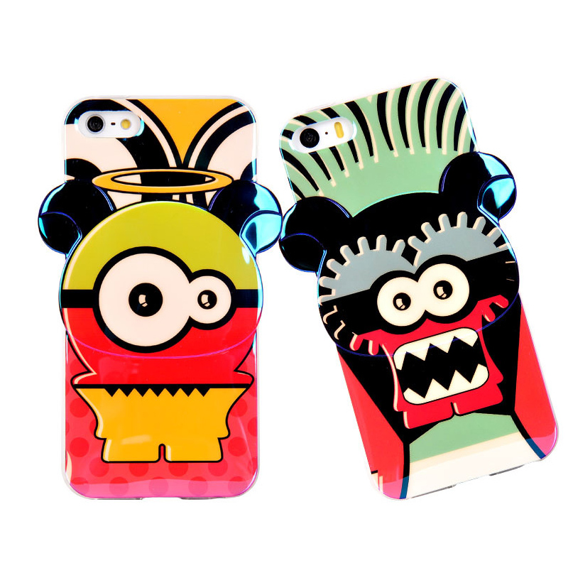 Soft Silicone TPU Protective Cover Case For Apple iPhone 5s 5 SE Cute Cartoon <font><b>Bear</b></font> Bling Coque <font><b>Blu-ray</b></font> Phone Bag Case Coque Capa