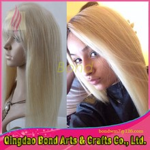 top 8a grade virgin russian full lace human hair wigs blonde european 613# color lace front wigs glueless full lace wigs