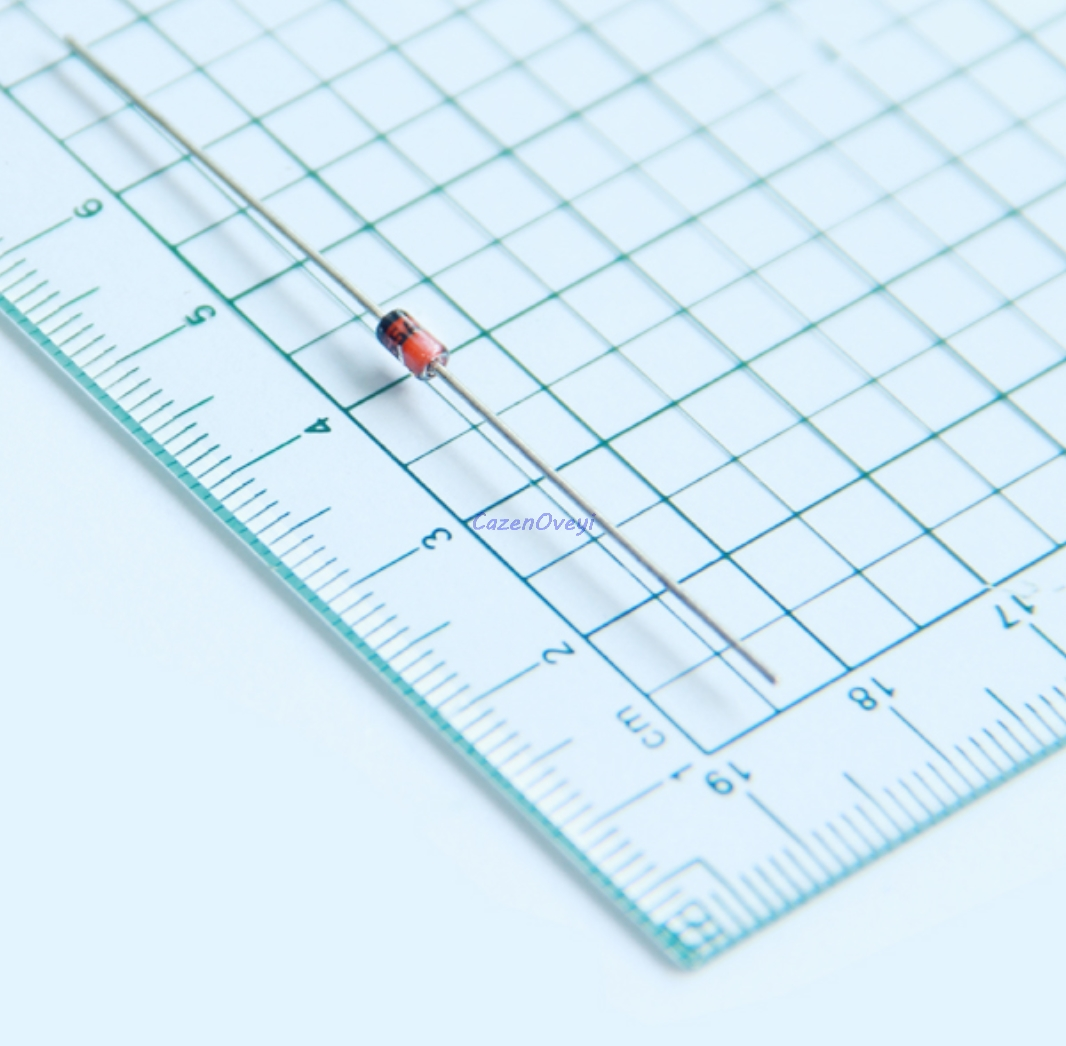 100pcs/lot 1W 3. 9V 1N4730A 3V9 1N4730 DO-41 Zener diode