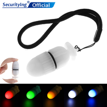 SecurityIng Underwater Fishing Beacon Beam Light Flashing Scuba Night Dive Marker LED Safety Signal Warning Diving Torch