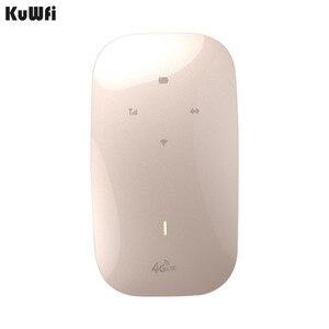 Image 2 - Wireless 150 Mbps 3G 4G Desbloqueado Router Wi fi 3000 mAh Portátil Banco de Potência função WPS Apoio Cartão SIM slot para Atingir Usuários 10