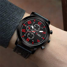 CTPOR Fashion Watches Men Casual Military Sports Watch Quart