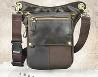 multi way carry motor rider bag put it on Outlaw Pack Thigh Holster Protected Purse Shoulder Holster