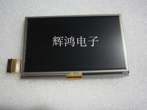 Tianma new original authentic 4.3 inch LCD screen with touch TM043NBH01, TM043NBH07/45 pin new japanese original authentic vfr3140 5ezc