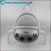 Dental LED lamp Oral Light Lamp For Fona 1000s Dental Unit medical equipment operation light Original