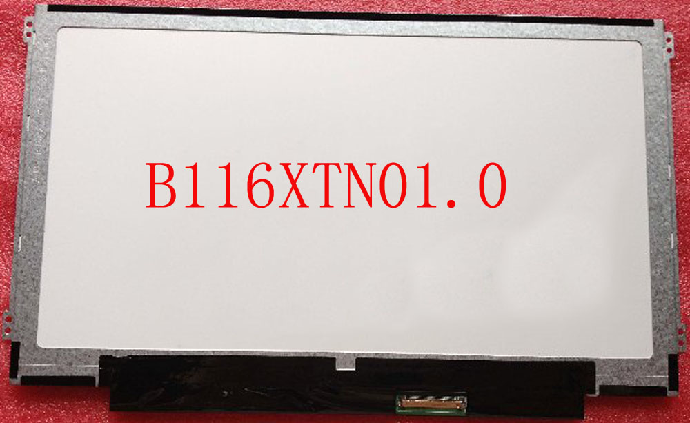 B116XTN01.0 AU Optronics Laptop Screen LCD Screen LEFT AND RIGHT Screw Holes