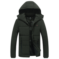 135kg Can Wear Big Size Mens Coats 7XL 8XL Keep Warm Sports Coat Winter Gym Jackets