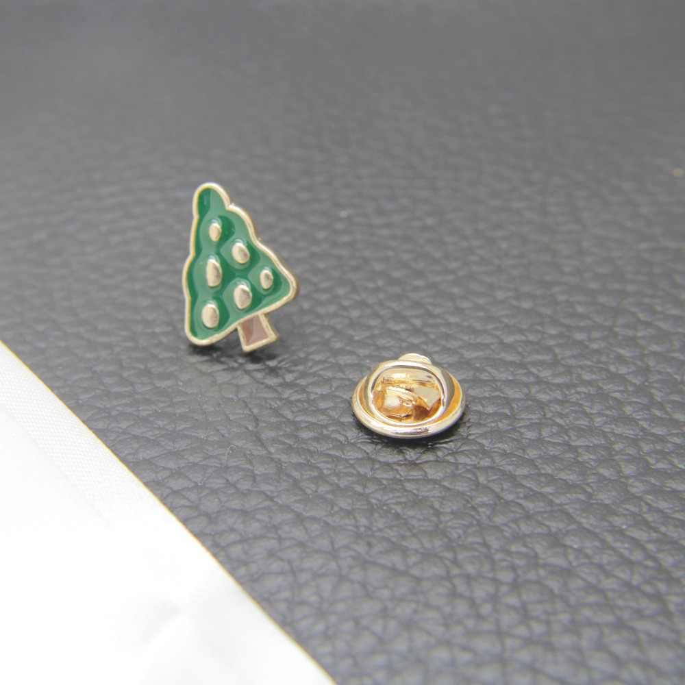 Gratis Pengiriman Lucu Daun Awan Bulan Pohon Maple Daun Enamel Bros Pin Jeans Pakaian Lencana Fashion Perhiasan Grosir untuk Wanita