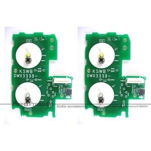 CDJ 2000 Nexus-Play Cue печатная плата PCB-DWX 3339 DWX3339 зеленая версия