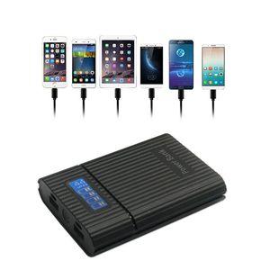 Image 4 - Антиреверсивный блок питания «сделай сам», 4 аккумулятора 18650, зарядное устройство с ЖК дисплеем для iphone Jy20 19, Прямая поставка