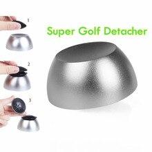 1 adet Güvenlik Sert Etiket Golf Detacher 10000GS Manyetik Kanca Ayırıcılar Mıknatıs Etiketi Sökücü Kilidini EAS anti hırsızlık Toka detacher