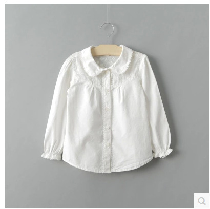 Compare Prices on White Formal Kids Blouse- Online Shopping/Buy ...