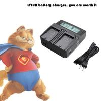 Udoli Camera Battery FJ50L1 G HA G20BAT HBM CAS3000L Car Dual Charger LCD Display USB Port For CASIO DT X30 DT X30G Battery Pack