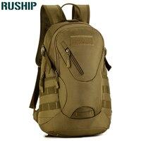 Hunting backpack Waterproof 3D Military Tactics Backpack Rucksack Bag 20L for Hike Trek Camouflage Travel Backpack School Bag