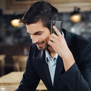 Image 5 - Hava Yastığı ile OATSBASF Metal Çerçeve şekli telefon kılıfı Için Huawei P30 P30 Pro lüks telefon tampon anti bırak Ve Darbeye Dayanıklı telefon kılıfı