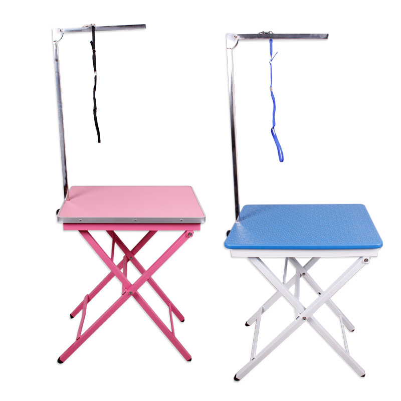 folding grooming table pet dog grooming table 60 44 72CMin
