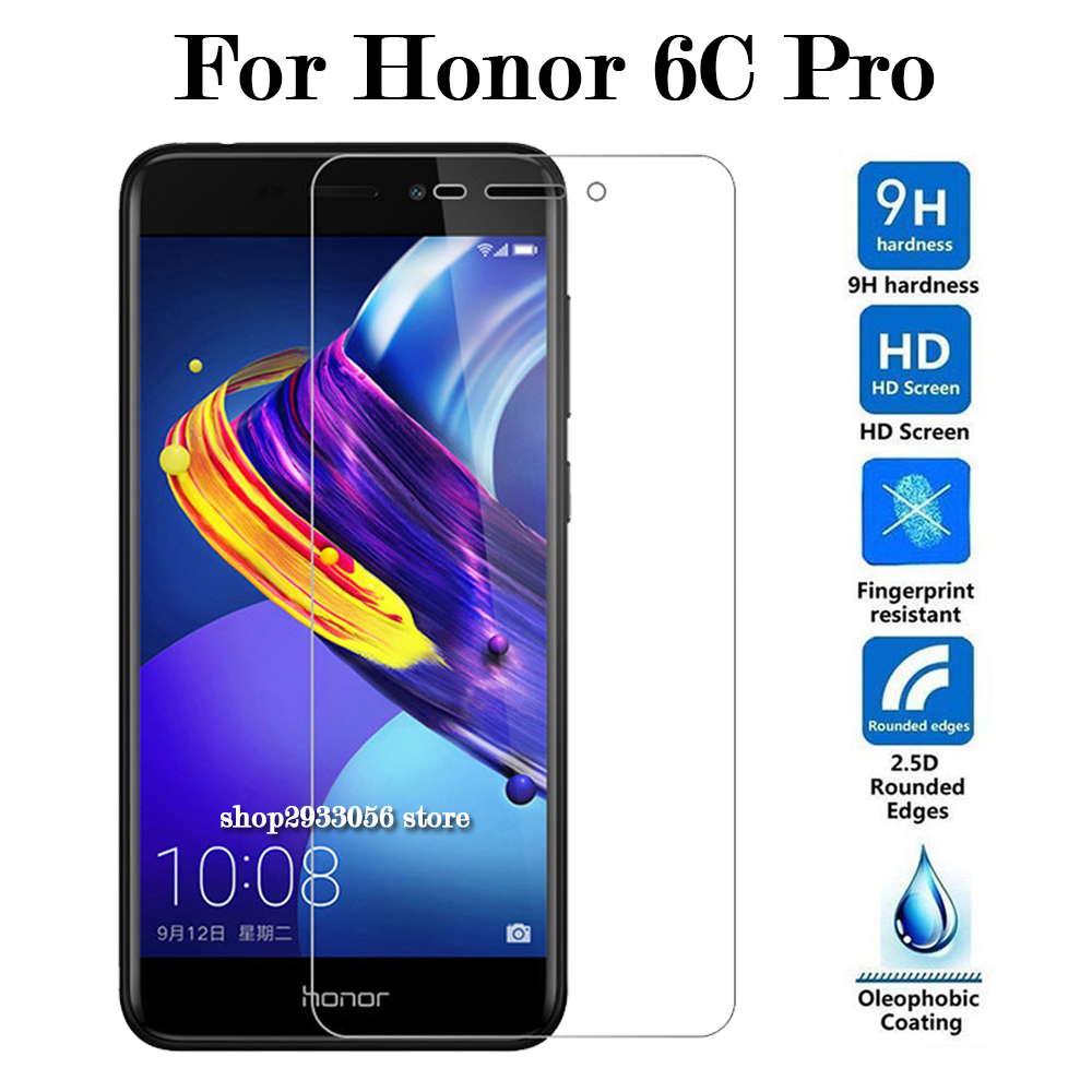 Protective Glass On Honor 6C Pro C6 6 C Honor6C For Huawei Huawai 6Cpro Tempered Glas Screen Protector Toughned Protection Film
