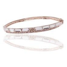 Fashion jewelry bracelet,Rose gold bracelet,Ladies' accessories,Titanium steel accessories,Lovers gift