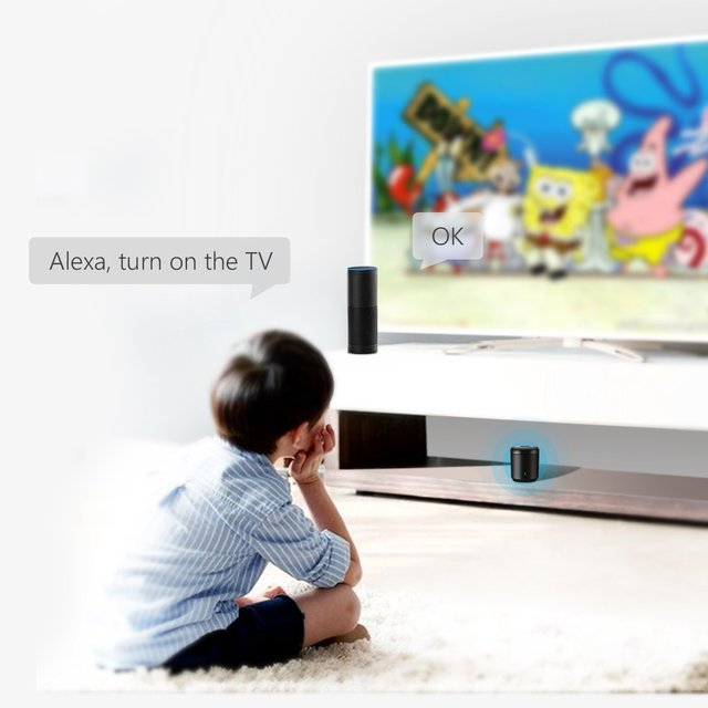 IR Control Hub Works  Alexa RM Mini3 Smart Home Wi-Fi Enabled Infrared Universal Remote Control One for All Control 2