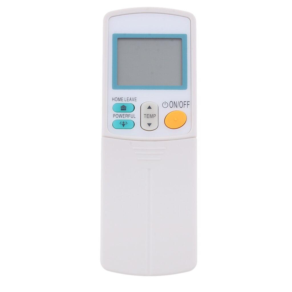 Универсальный ИК-пульт дистанционного управления на английском языке для кондиционера Daikin 433A75/433A1/433B46 S, тщательное изготовление
