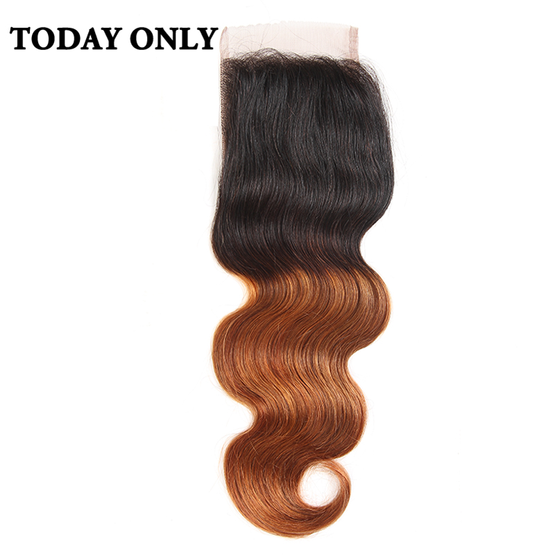Today Only Ombre Brazilian font b Human b font font b Hair b font Body Wave