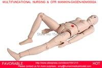 КПП обучение манекен, первой помощи манекен, всего тела основные КПП Уход Манекен, multifuncational кормящих и КПП MANIKIN GASEN NSM0002