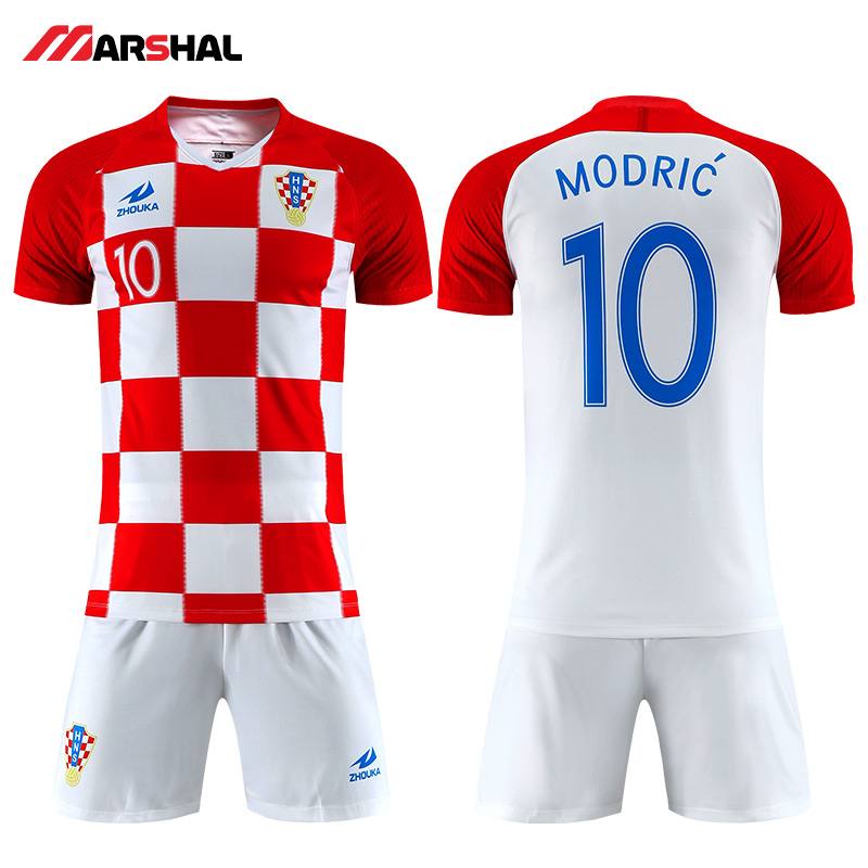 Plain Soccer Shirt Tops Uniform FootBall Jerseys Custom Made Your Team Design Breathable Sublimation Maker Football Kits
