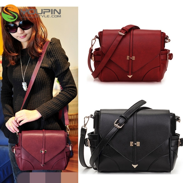 23810bd70 New Fashion Girl Satchel Simple Purse Sling Bag Women Messager Bag Handbag  Shoulder bag crossbody bags for women o