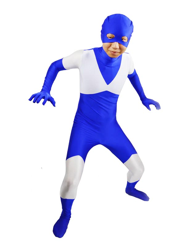 Vance Astro Costume Spandex Superhero Costume for Halloween