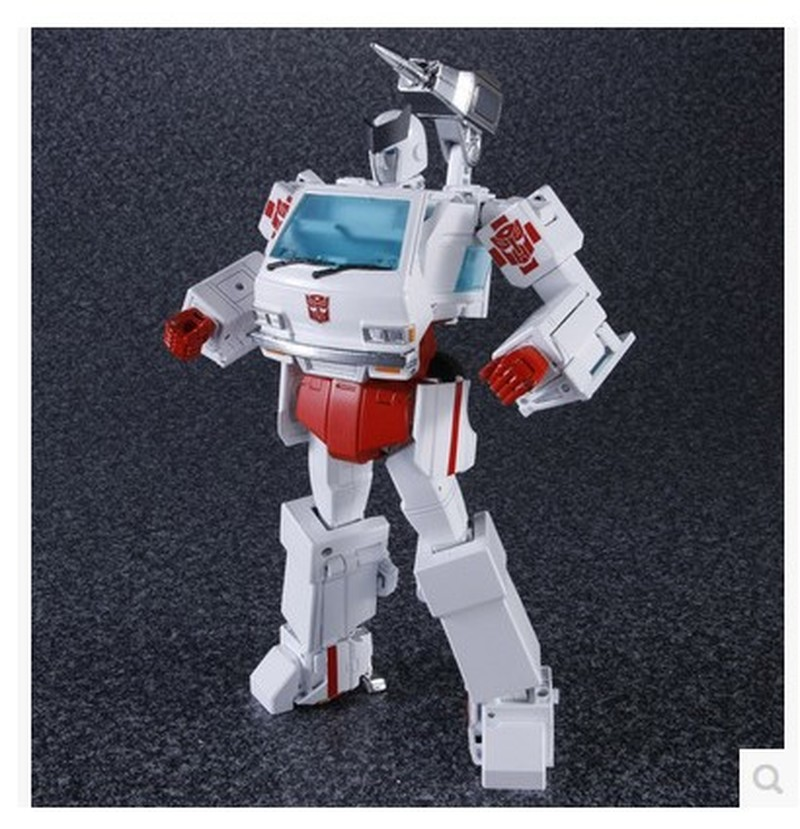 4th Party Masterpiece MP-30 Ratchet MP30 MPP30 Transformation Ambulance KO Collection Toys Boys Gigt Action Figure [show z store] 4th party mp 13 masterpiece mp 13 mp13 transformation action figure