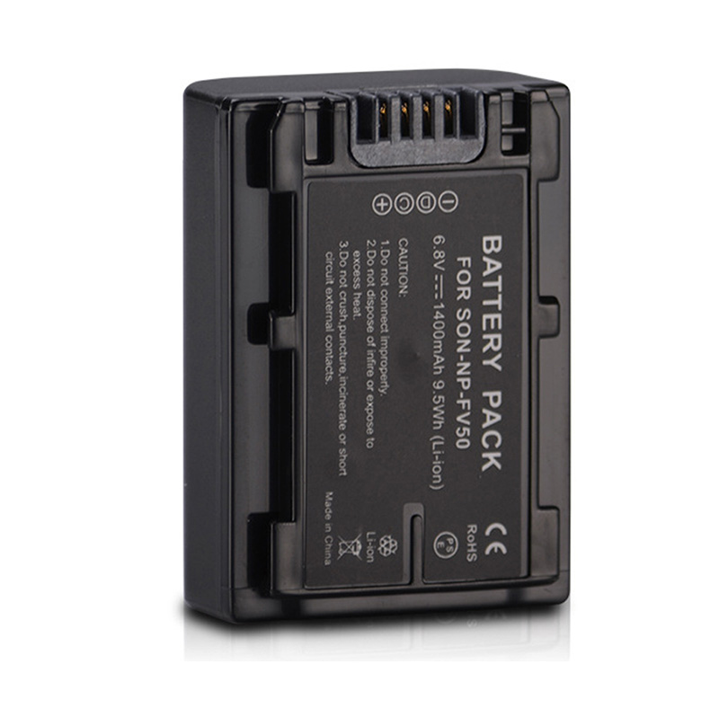 For-Sony-NP-FV50-LCD-USB-Charger-+-1400mAh-NP-FV50_12