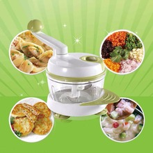 Manual Meat Grinders 1.5 L Vegetable Chopper Egg Mixer Salsa Maker Meat Onion Nut Mincers Chopper Food Processor Kitchen Tools