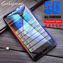 5D Full Cover Tempered Glass For Huawei Mate 20 10 P20 Pro Lite Premium Screen Protector Film For Honor 9 10 8X Lite Full Glass(China)