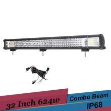 LED Light Bar 624w Auto LED