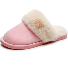 Women Winter Warm Ful Slippers female Slippers Cotton Sheep Lovers Home Slippers Indoor Plush Size House Shoes Woman wholesale women winter warm ful shoes house woman slippers cotton sheep lovers home slippers indoor plush size house shoes woman wholesale