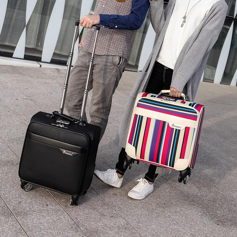 سفر چرخش چمدان مسافرتی یونیسکس چرخ - چمدان و کیف مسافرتی