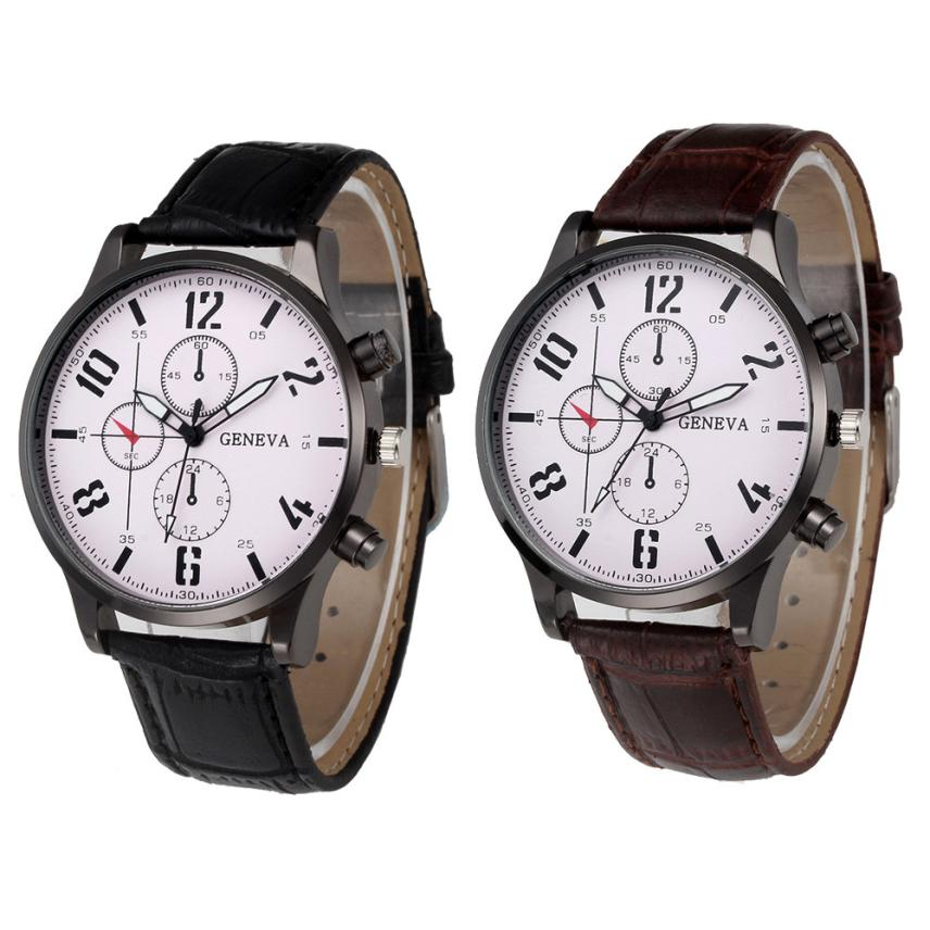 popular latest watch designs for men buy cheap latest watch fashion cheap 2017 latest men s watches retro design leather band analog alloy quartz wrist watch relojes