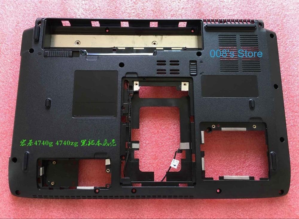 ФОТО 100% New Original Laptop Bottom Base D Cover For Acer  Aspire 4740 4740g 4740zg  Good