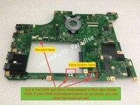 Entièrement test 48.4JW06.01 Pour Lenovo B560 mère D'ordinateur Portable avec Nvidia N11M-GE2-S-B1 GT310M vidéo carte)