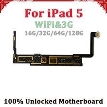 Открыл для Ipad 5 логические платы Wi-Fi+ Сотовая связь версии для Ipad Air 1 Материнская плата 16G/32G/64G/128G с IOS Системы