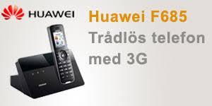 Téléphone Huawei F685 Dect téléphone sans fil numérique sans fil 3G débloqué Terminal fixe sans fil GSM FWT téléphone