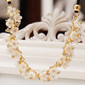 Creative Necklace 1PC Women Daisy Flower Bib Statement Pendant Chain Necklace Costume Jewelry Accessories Sexy Chain