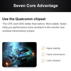 Image 2 - Zbt APG621 ハイパワー 5.8 2.4ghz ワイヤレス屋外 ap cpe QCA9344 cpu openwrt の wi fi アクセスポイントルータ 64 メガバイト