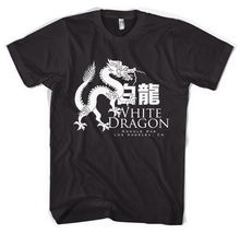 White Dragon Noodle Bar Blade Runner Unisex T-Shirt All Sizes Colours New T Shirts Funny Tops Tee
